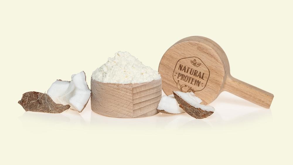 Přírodní proteinový nápoj kokosový od NaturalProtein