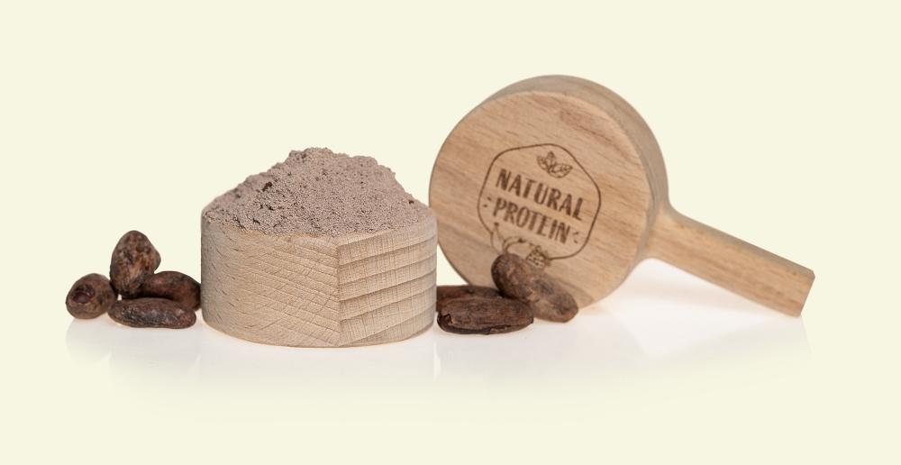 Přírodní proteinový nápoj kakaový od NaturalProtein